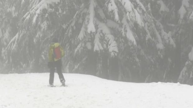 'Buried weak layer' of snow prompts special warning from Avalanche Canada | CTV News