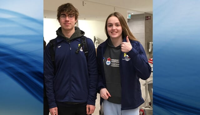 Penticton KISU swimmers joined in on SC Virtual Distance IM Camp with other athletes across Canada – Penticton News – Castanet.net