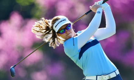 Henderson tied for 16th heading into weekend at Gainbridge LPGA – Golf Canada