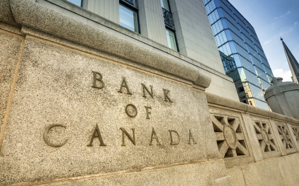 Bank of Canada Now Forecasting Rates Could Rise Earlier Than Expected