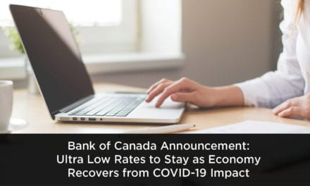 Bank of Canada Announcement: Ultra Low Rates to Stay as Economy Recovers from COVID-19 Impact