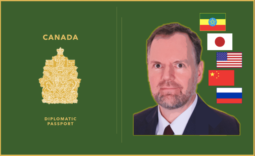 A chat with U of O alum Stéphane Jobin, Canada's new Ambassador to Ethiopia – The Fulcrum