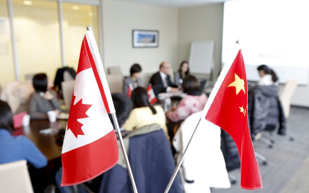 Hostage Diplomacy: The Canada-China Prisoner's Dilemma – MIR