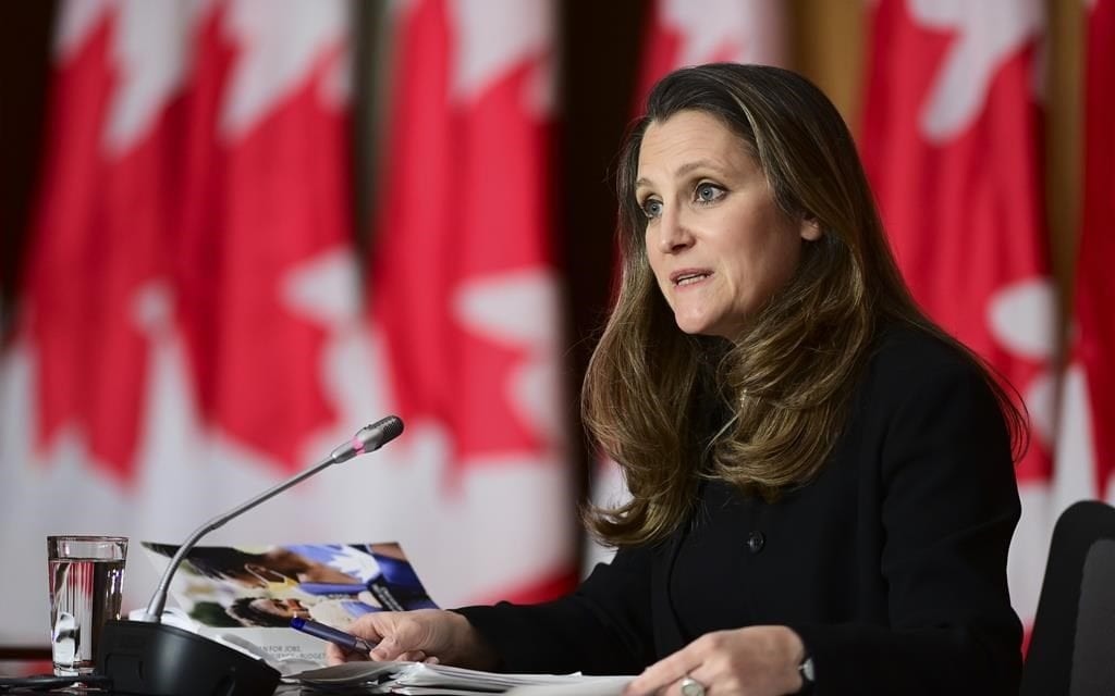 Finance minister says Canada is committed to proposed global corporate tax rate – CityNews Toronto