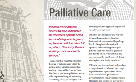 ARPA Canada |   Respectfully Submitted Palliative Care Policy Report: Executive Summary