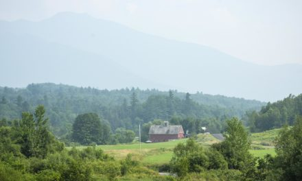 Vermont air quality suffering because of fires in Oregon, southern Canada