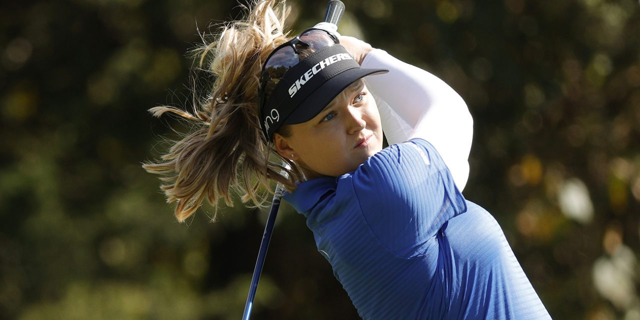 Henderson slips to a tie for 10th ahead of finale – Golf Canada