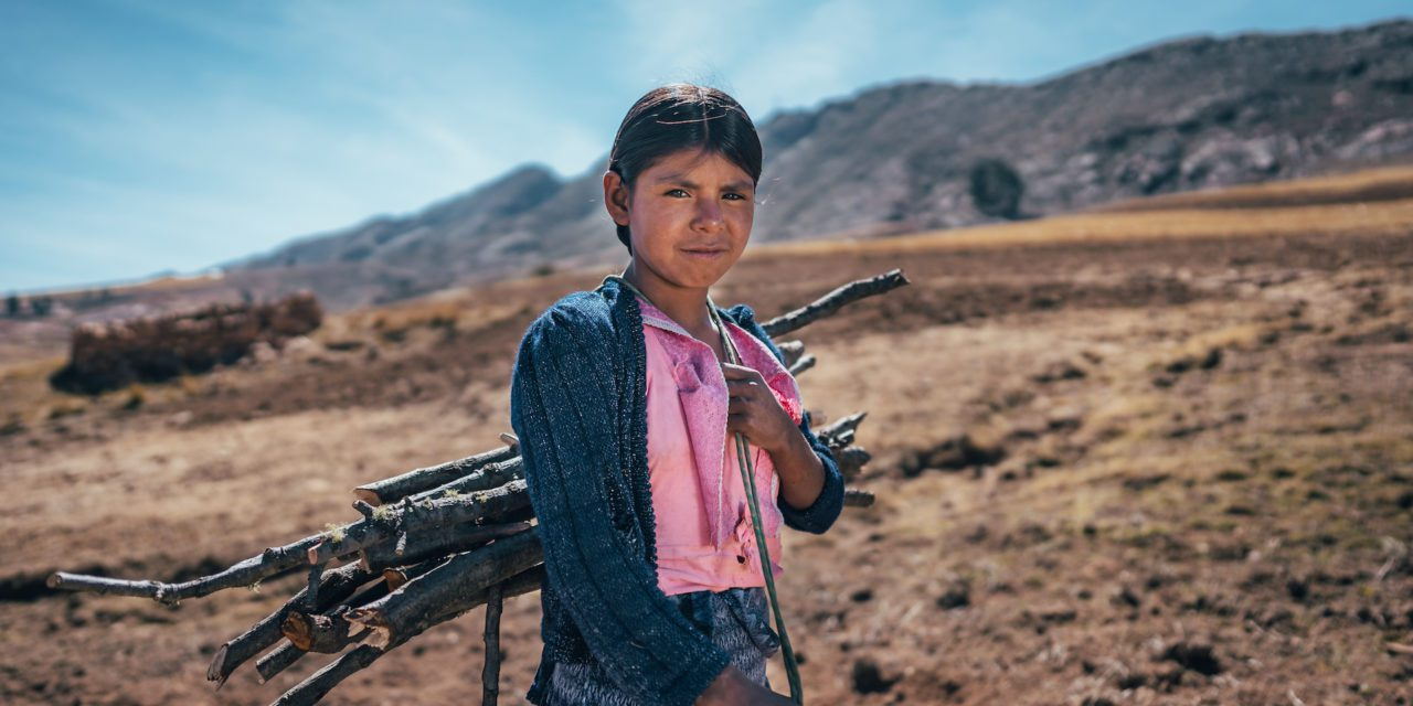 #DayOfTheGirl: step into a day in Flora's life in the mountains of Bolivia | Compassion Canada