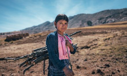 #DayOfTheGirl: step into a day in Flora's life in the mountains of Bolivia   Compassion Canada