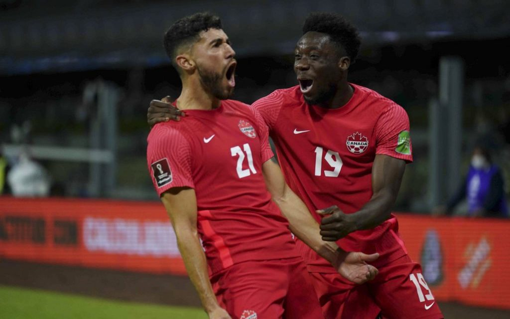 Canada notches impressive draw in Mexico in World Cup qualifying – CityNews Toronto