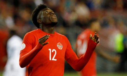 Davies leads the way as Canada downs Panama in full-blooded World Cup qualifier – CityNews Toronto