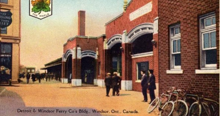 The long history of cycling in Windsor, Canada's Motor City