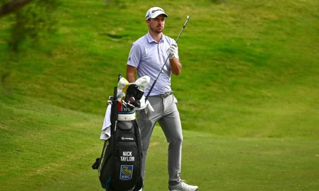 Taylor and Pendrith sit inside top 10 after round 1 – Golf Canada